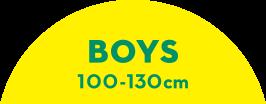 BOYS 100-130cm