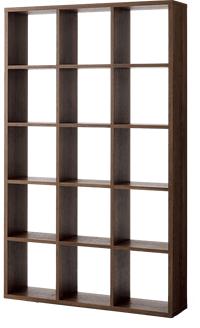 オープンシェルフ3列×5段