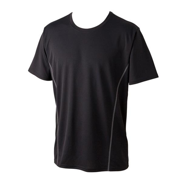 ハニカムメッシュ クルーネックTシャツ