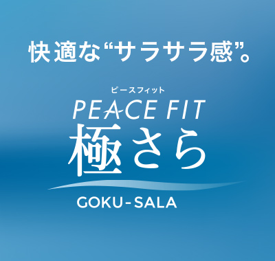 PEACE FIT ピースフィット 極さら