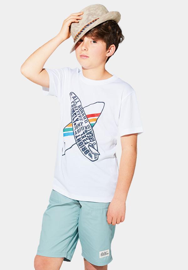 くーるっちサーフボードTシャツ