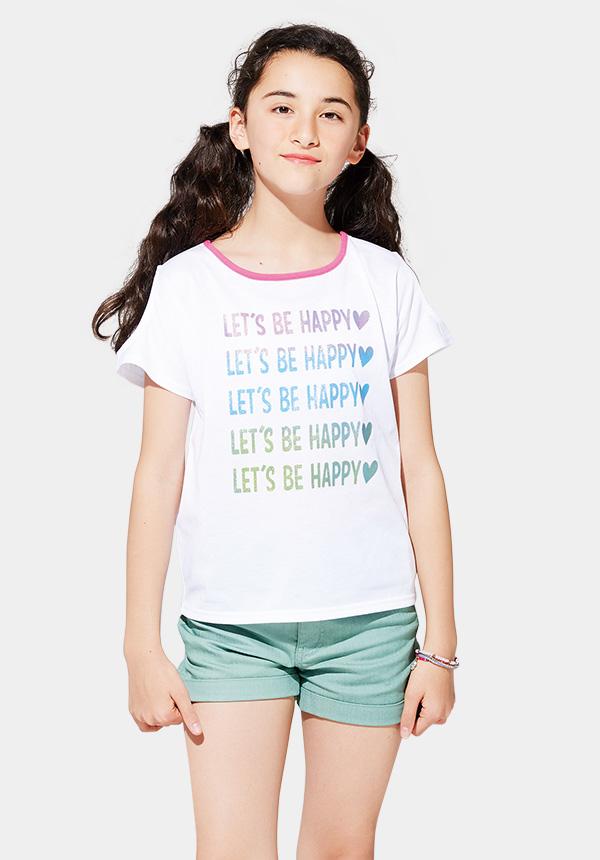 くーるっちグラデーションロゴTシャツ