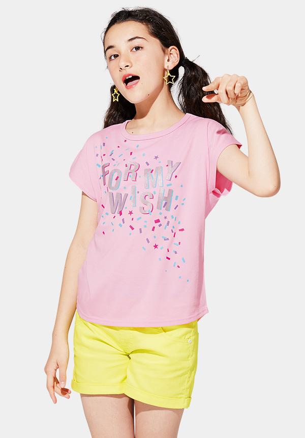 くーるっちロゴプリントTシャツ