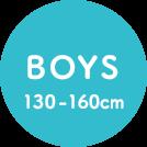 くーるっち BOYS 130-160cm