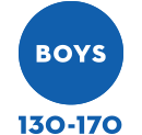 BOYS 130-170cm