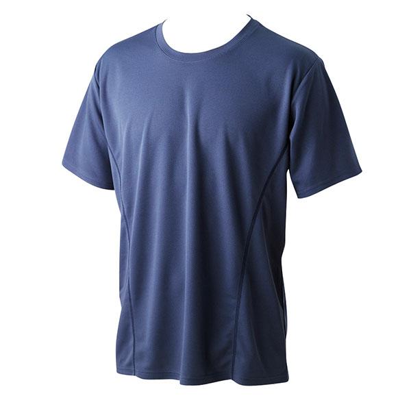 通気性が良く快適半袖Tシャツ