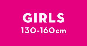 GIRLS 130-160cm