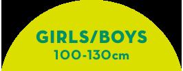 GIRLS/BOYS 100-130cm